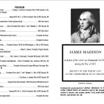 Madison Program pages 2 & 3