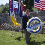 Fairfax Resolves SAR chapter lays wreath